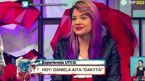 """Entrevista a Dakyta en """"Una tarde cualquiera"""" - ExperienciaUTCQ"""