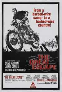 Envío-gratis-el-gran-Escape-1963-Vintage-movie-poster-24-x-36-pulgadas-02