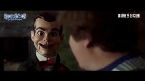 Escalofríos 2 Una Noche Embrujada - Juntos 30' - Sony Pictures