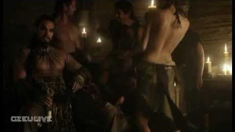 Khal Drogo Game of Thrones Español Latino