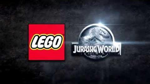 LEGO Mundo Jurásico- Segundo tráiler oficial