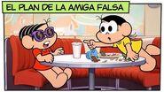 Mónica y sus Amigos El Plan de la Amiga Falsa