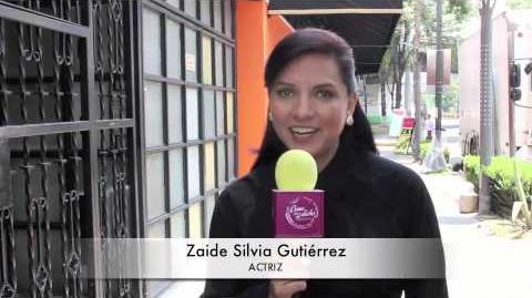 PROMOCIONAL DE ZAIDE SILVIA GUTIERREZ