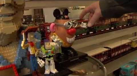 Un día en la vida de John Lasseter Episodio 2