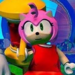 Amy Rose Lego Dimensions