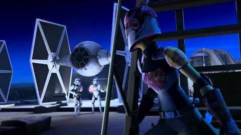 Ataque con Arte - Star Wars Rebels-1