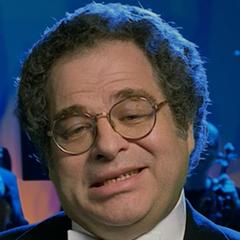 Itzhak Perlman en <a href=