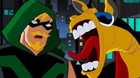 Justice League Action Súper Vigilancia Webisodio 17