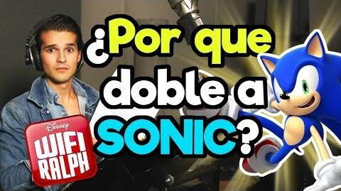 Mi doblaje de Sonic en WI-FI RALPH (Storytime) Memo Aponte