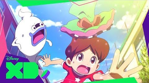 Opening 2 de Yo-Kai Watch (Canal de Disney XD LA)