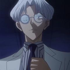 Profesor Souichi Tomoe en <a href=