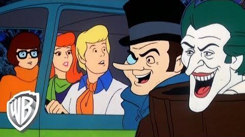 Scooby-Doo! en Español El Joker y Penguin a Mystery Inc WB Kids