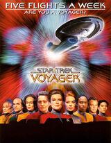 Viaje a las estrellas: Voyager