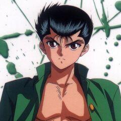 Yusuke Urameshi en <a href=