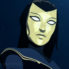 Whitney Stane / Madame Masque en <a href=