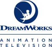 Dreamworks animation telelvision logo 2017