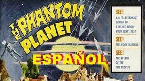 El planeta fantasma, película completa, español latino
