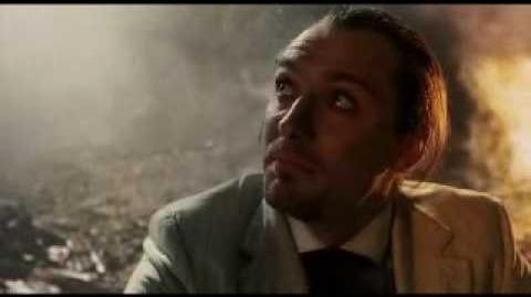Fragmento de El imaginario del Doctor Parnasus - Voz Jude Law Javier Naldjian
