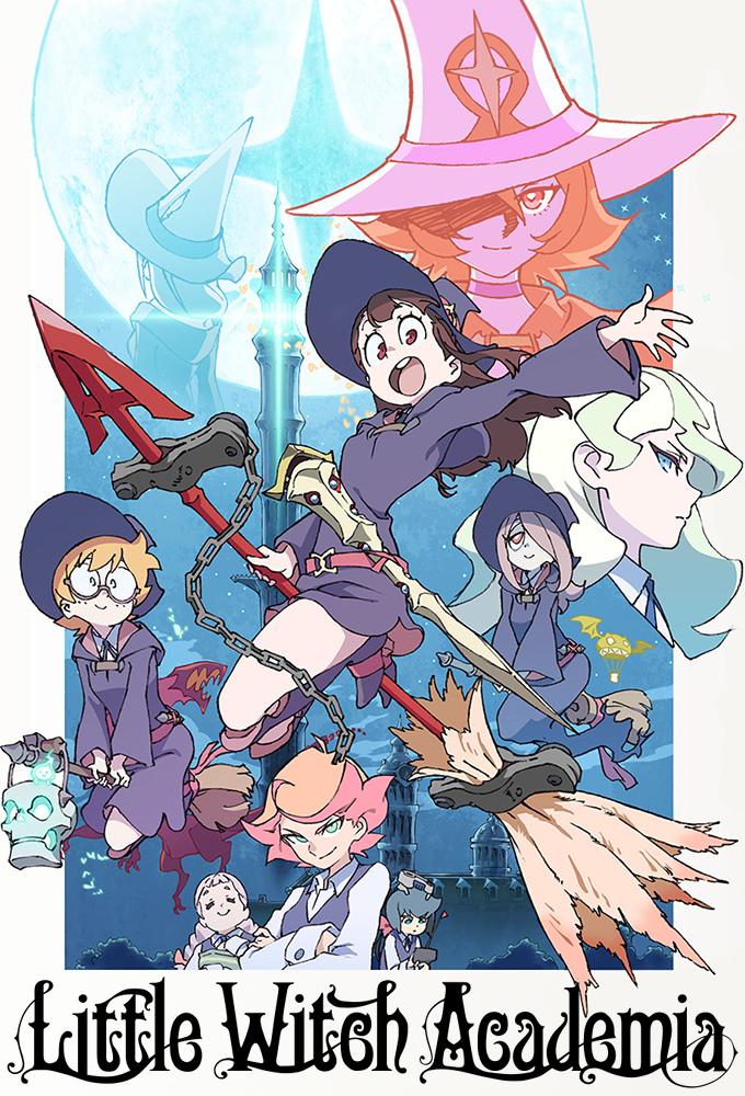 Resultado de imagen de Little Witch Academia
