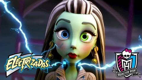 Tráiler oficial de la película Monster High Electrizadas Monster High