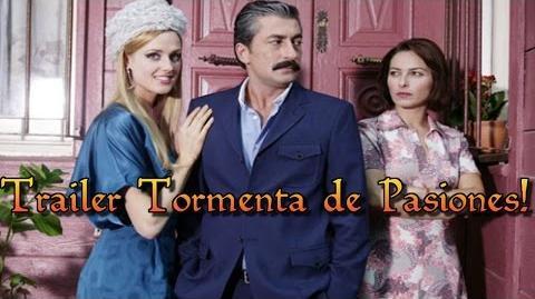Trailer Tormenta De Pasiones La Novela Turca En Chilevision