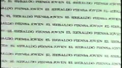 Anuncio - El Heraldo de Mexico 70s. Comerciales Mexicanos Clásicos