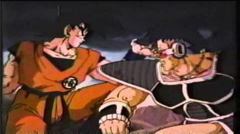 Dragon ball Z la pelicula comercial XHGC Canal 5 1998