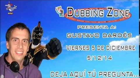 Entrevista a Gustavo Dardes en Dubbing Zone