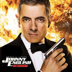 Johnny English en <a href=
