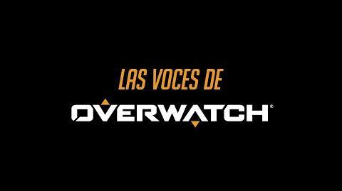 Las voces de Overwatch - Shooting Star