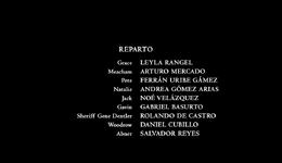 Mi amigo el dragón (2016) Doblaje Latino Creditos 1