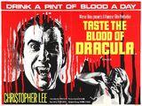 Prueba la sangre de Drácula