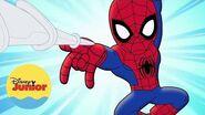 ¡Tú por arriba y yo, por abajo! Aventuras de Súper Héroes de Marvel