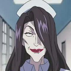 Oka (Enfermera)  (1era voz) en <a href=