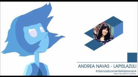 Gemasticamente hablando 4 -Andrea Navas Lapislazuli