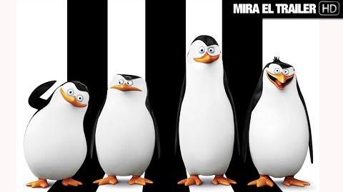 Los Pingüinos de Madagascar - Trailer 2 en Español (HD)