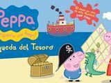 Peppa Pig: La búsqueda del tesoro