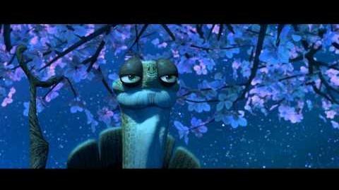 Shifu & Oogway HD - Kung Fu Panda (Español Latino)