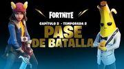 Temporada 2 del capítulo 2 de Fortnite - Tráiler del pase de batalla