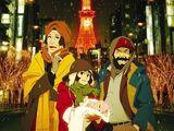 Los padrinos de Tokio