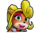 Crash Team Racing Nitro-Fueled Coco Bandicoot Icon
