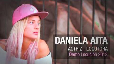 Daniela Aita -Dakyta- Demo Locutora 2013