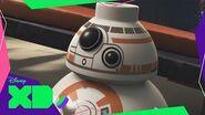 El Rescate de los Droides LEGO Star Wars All Stars