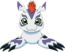 Gomamon Render