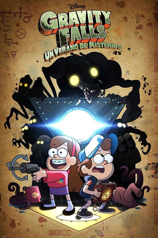 Gravity Falls  Un verano de misterios  5cacfae1e80