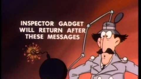 Inspector gadget 1x1,episodio piloto,temp1