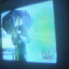 Reportera de Fox5 en <a href=