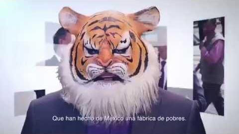 Spot. El Tigre. Partido Encuentro Social