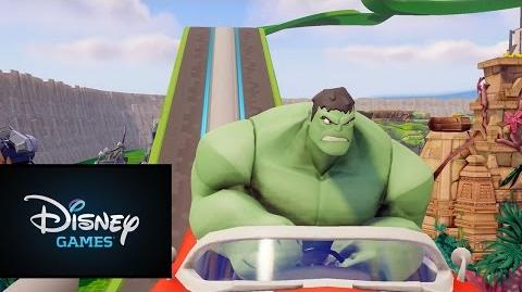 Disney Infinity Marvel Super Héroes