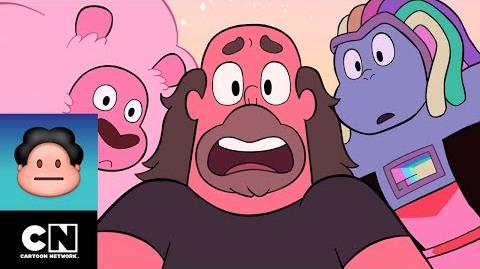 Escapismo Steven Universe Cartoon Network